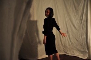 Persistence of Vision Photo by Ashley Horn Dancer Lydia Hance