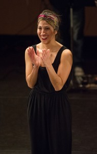 photo by David deHoyos from Frame Dance performing Steve Reich's 2x5 with Liminal Space
