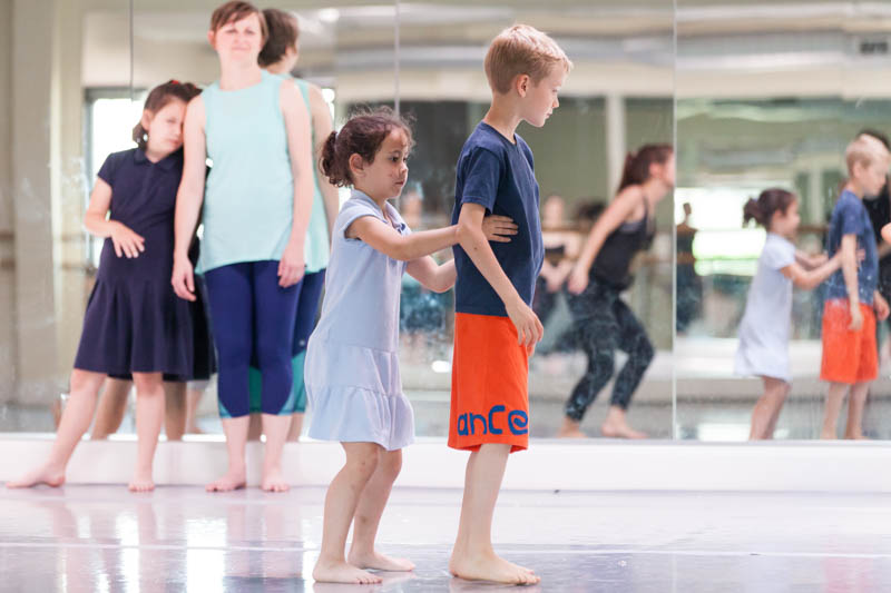 Frame Dance Creative Movement for Families: June Term