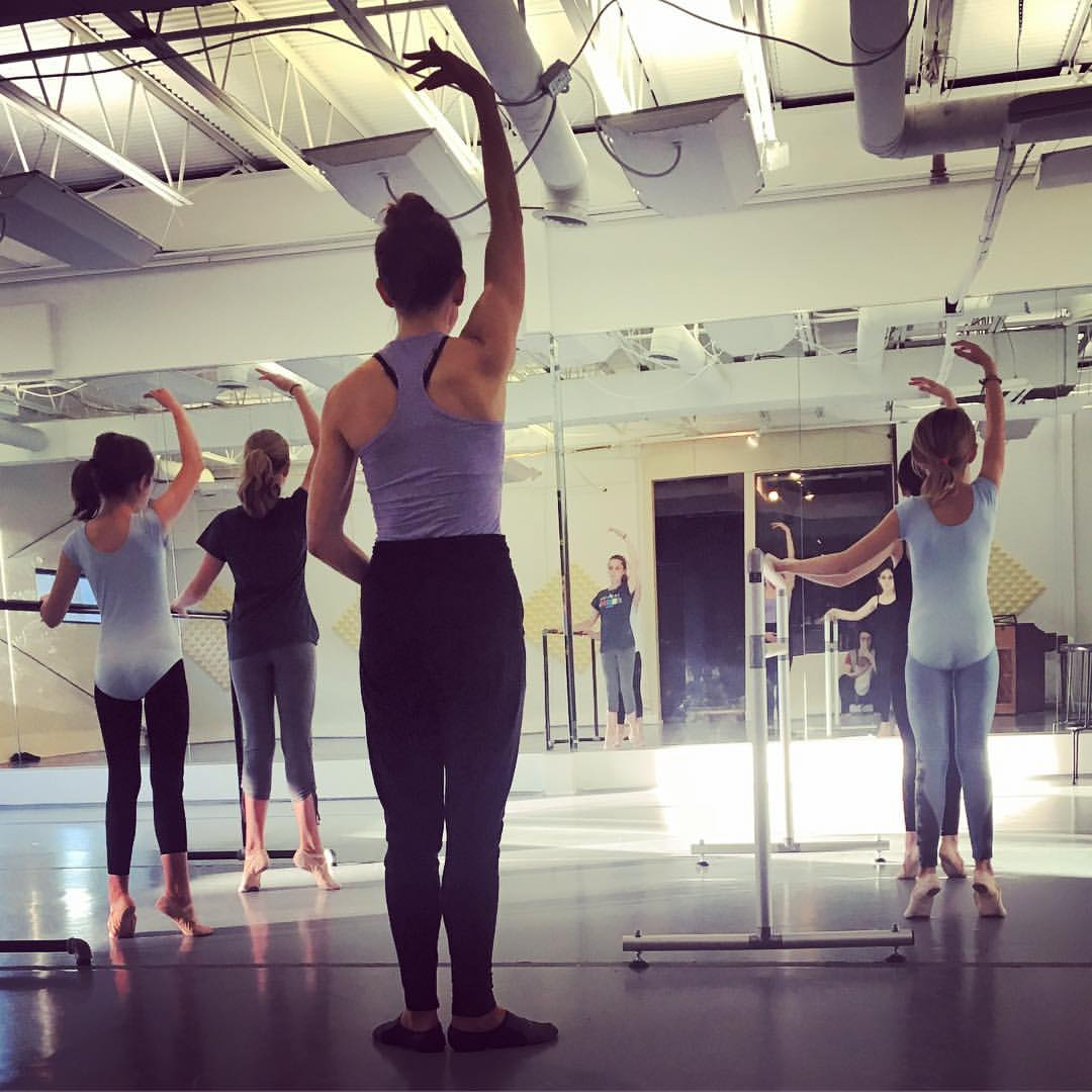 Forming and Framing: Discovering Yourself Through Dance Camp