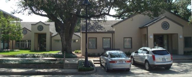 West University Community Building and Senior Center