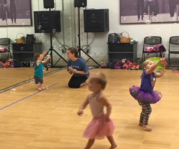 Toddler Dance Class – Fall 2018