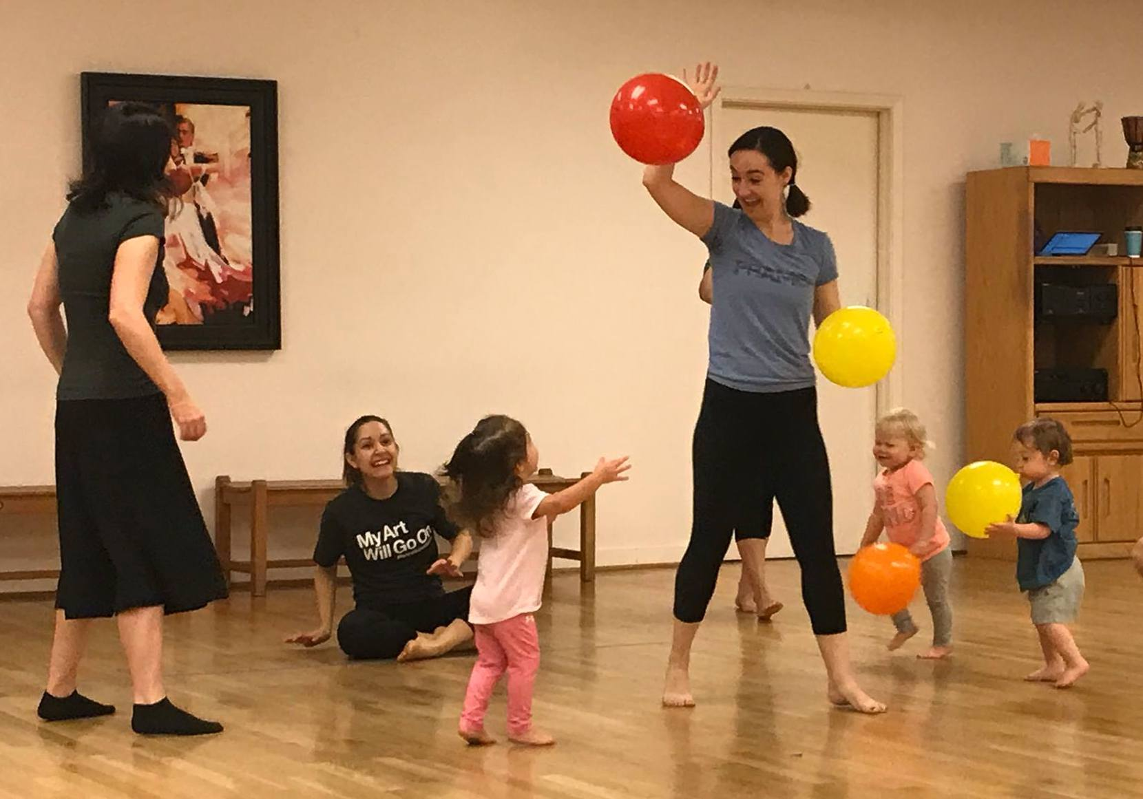 Toddler Dance Class – Spring 2019