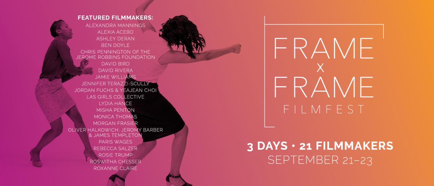 Frame x Frame Film Fest