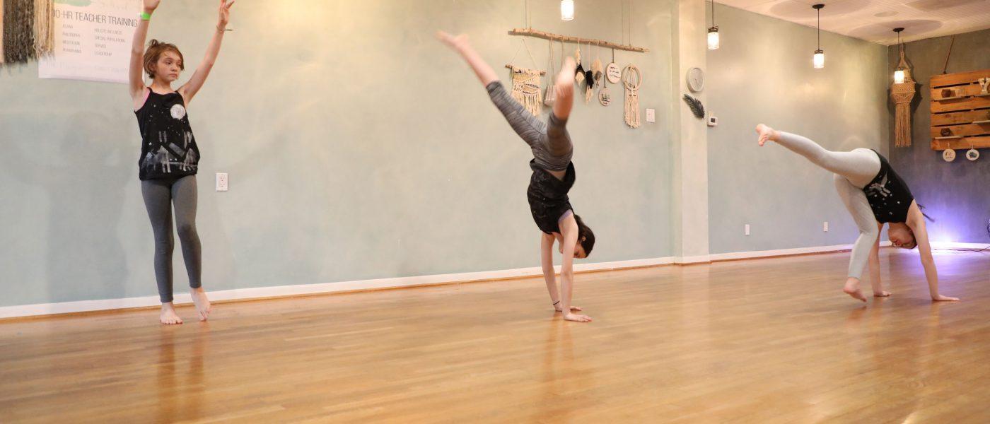 Yoga Class Winter/Spring 2020