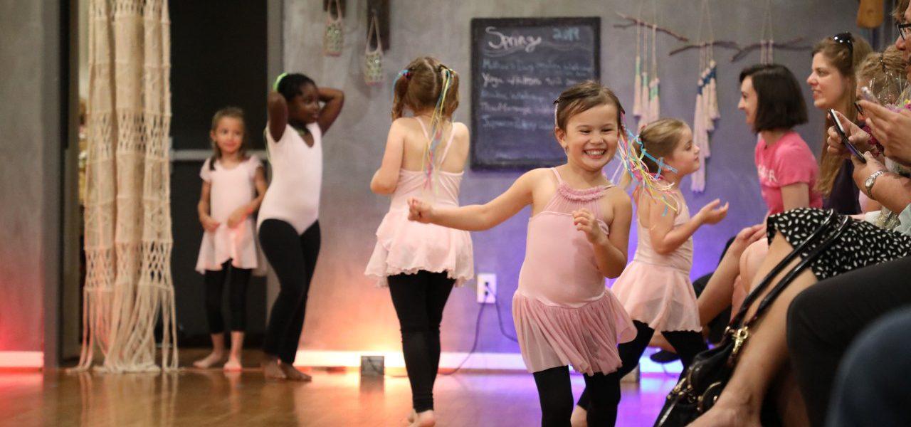 Mini Framers Dance Class