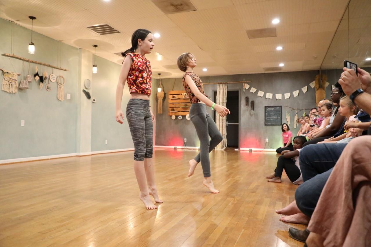 Junior Framers Dance Class