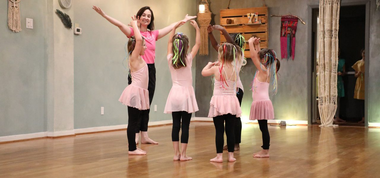 Frame Dance Classes at Westbury Christian School