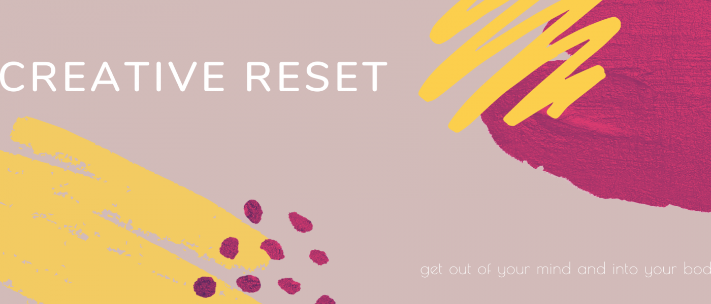 Creative Reset: Intro to Yoga