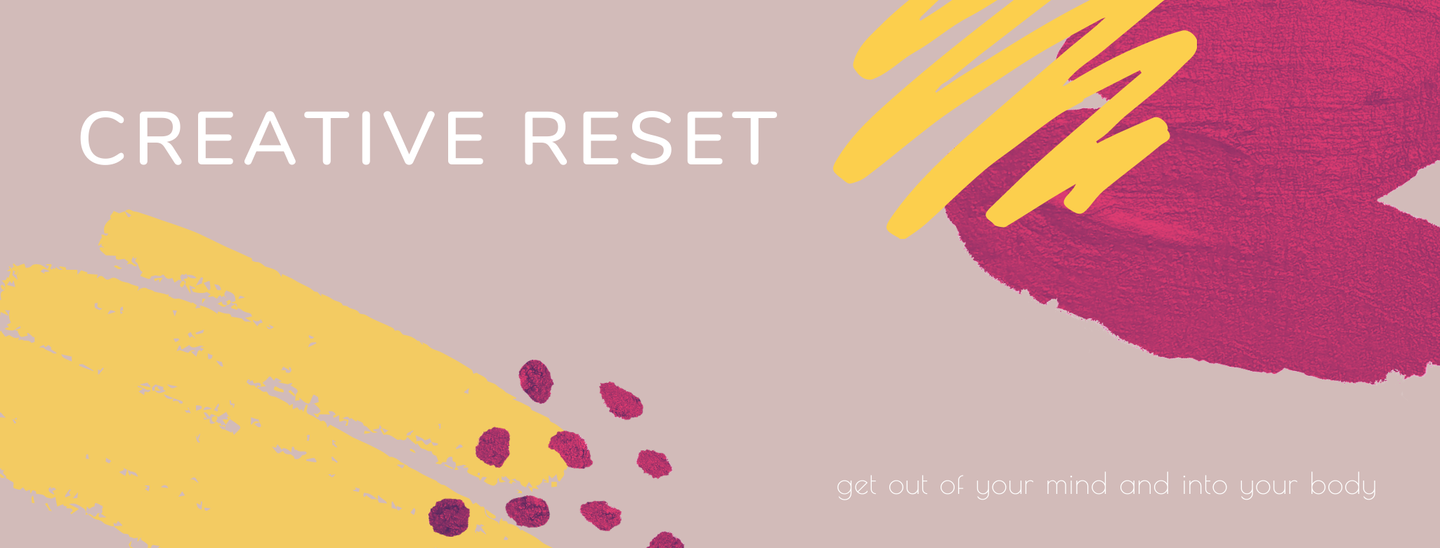 Creative Reset: Intro to the Subtle Body & 7 Chakras