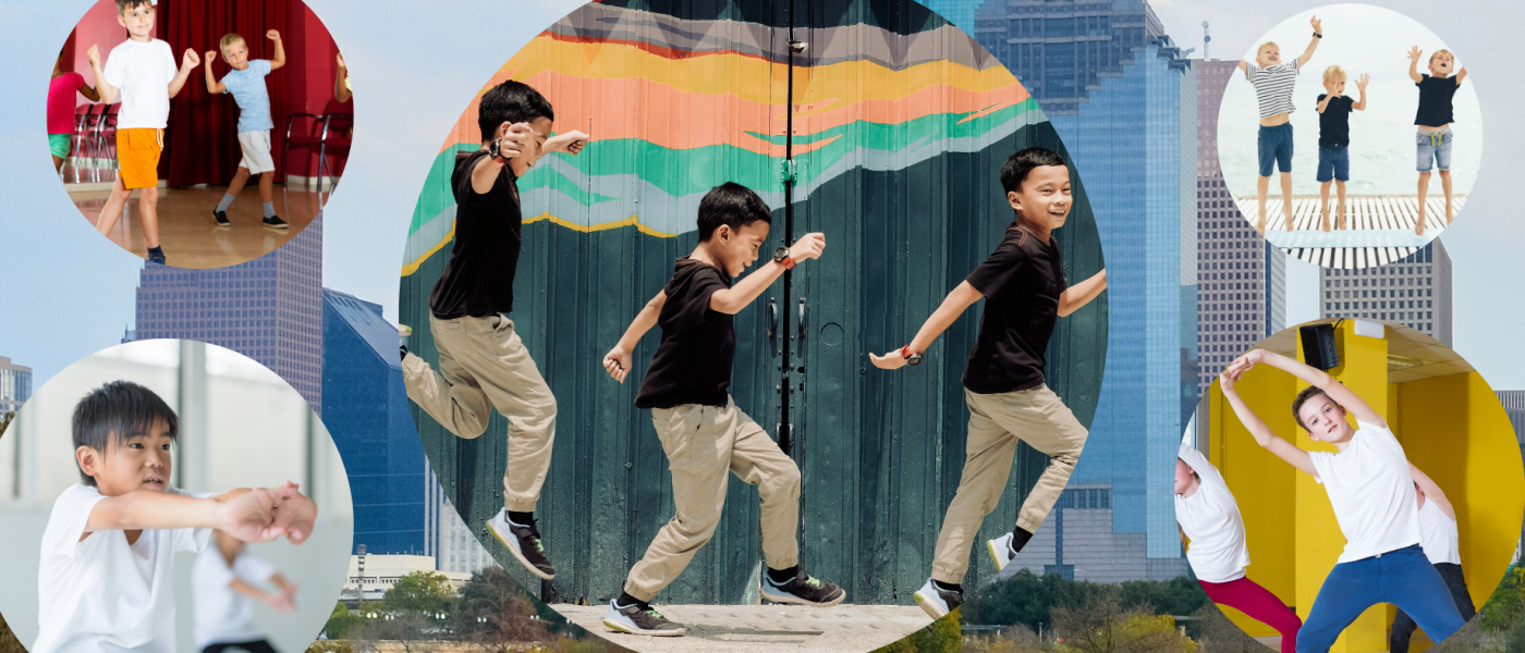 Movement Exploration for Boys – Summer Camp