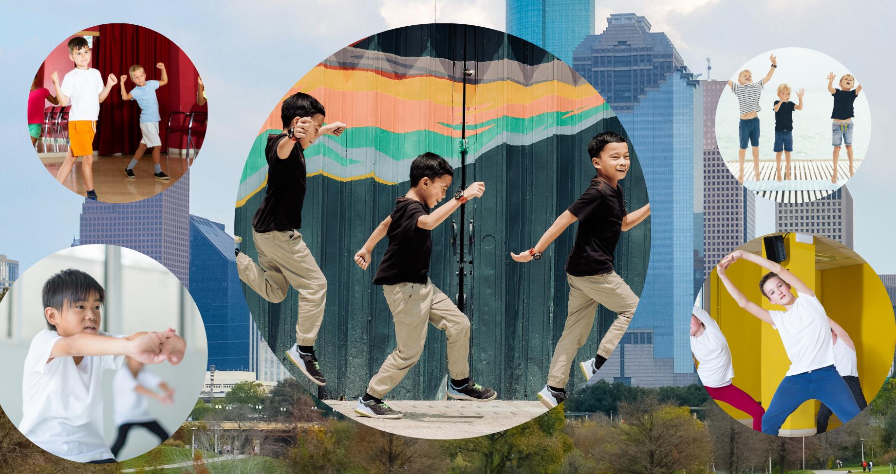Movement Exploration for Boys