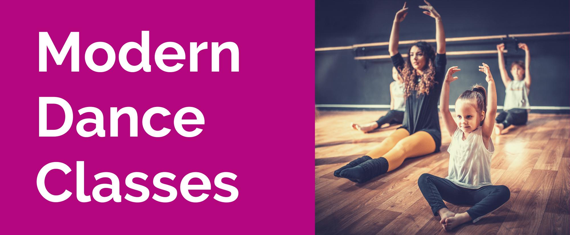 Children's Modern Dance Classes