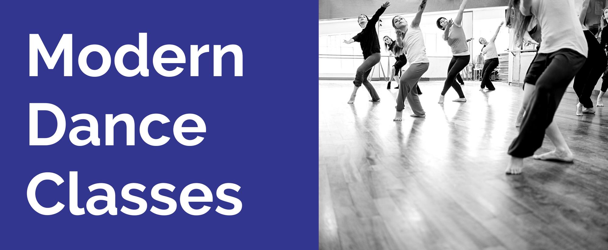 Adult/Open Modern Dance Classes