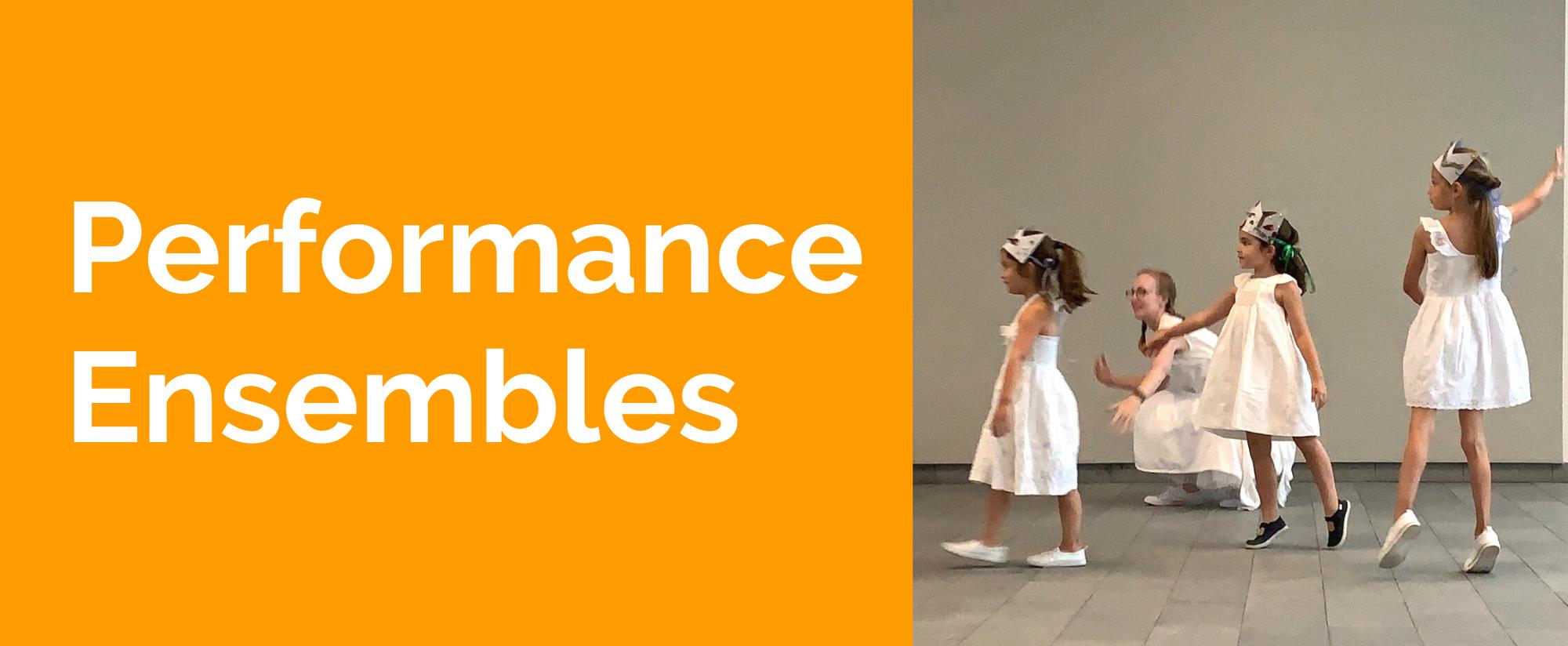 Youth Performance Ensembles