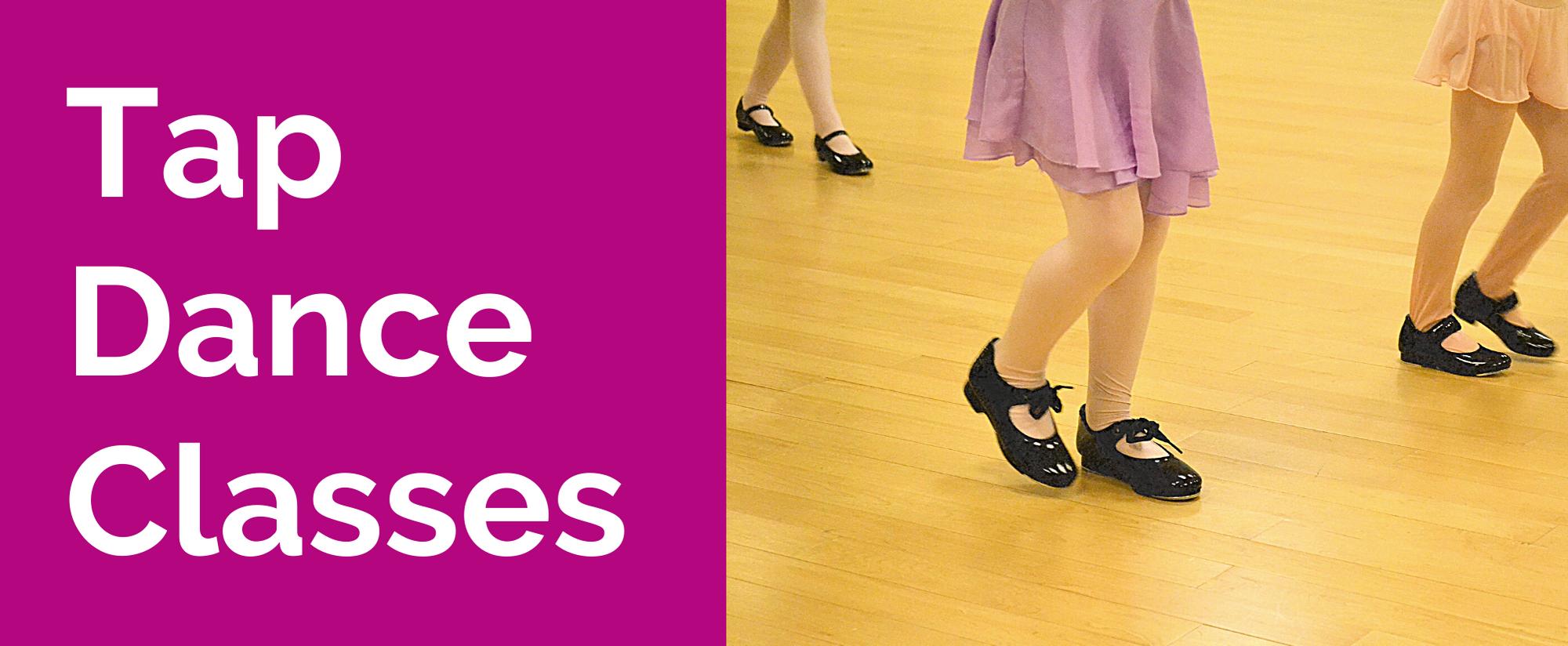 Adult/Open Tap Dance Classes